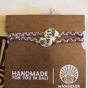 Wanderer Bracelets Best Friends Bracelets Wisteria